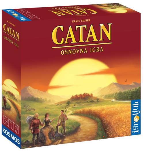 Catan Osnovna Igra